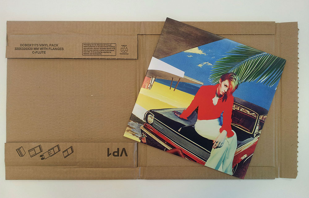 How To Pack 12-inch Vinyl Records For Postage