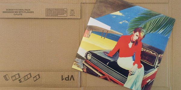 How To Pack 12 Inch Vinyl Records For Postage The Sound