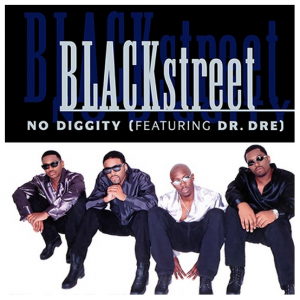 Blackstreet - No Diggity Album Art