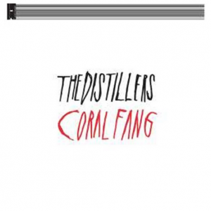 The Distillers artwork
